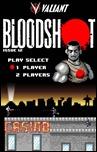 BLOODSHOT #12 Cover - 8bit Variant
