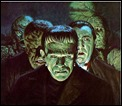 Bob Larkin - Famous Monsters