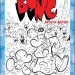 Jeff Smith's Bone Artist's Edition Coming In Fall 2013 From IDW Publishing