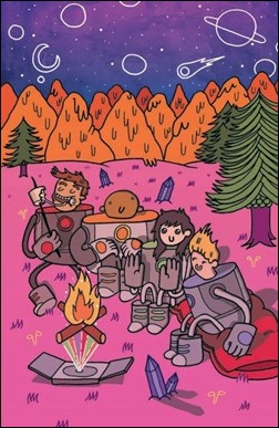 Bravest Warriors #6 Preview 2