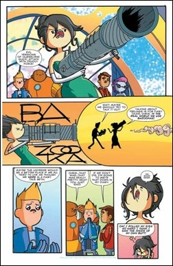 Bravest Warriors #6 Preview 4