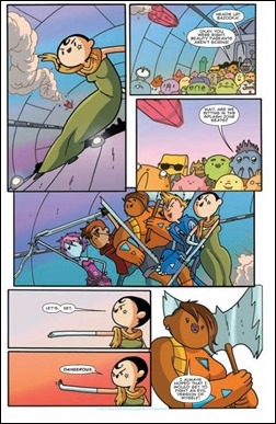 Bravest Warriors #6 Preview 5