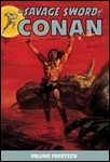 THE SAVAGE SWORD OF CONAN VOLUME 14 TP