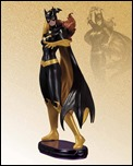 DC COMICS: COVER GIRLS BATGIRL STATUE