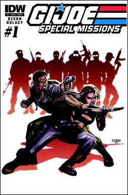 G.I. JOE: Special Missions #1 Cover A