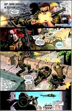G.I. JOE: Special Missions #1 Preview 6