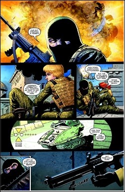 G.I. JOE: Special Missions #1 Preview 7