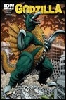 Godzilla: Rulers of Earth #1 —Subscription Variant