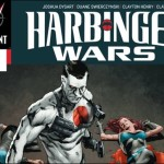 Preview of Harbinger Wars #1 From Valiant Comics