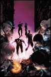 HARBINGER WARS #3 Cover