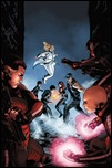 HARBINGER WARS #3 Variant Cover - Zircher