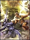 HE-MAN AND THE MASTERS OF THE UNIVERSE #3