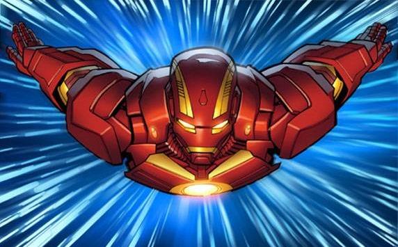 First Look At Iron Man #8 by Kieron Gillen & Greg Land