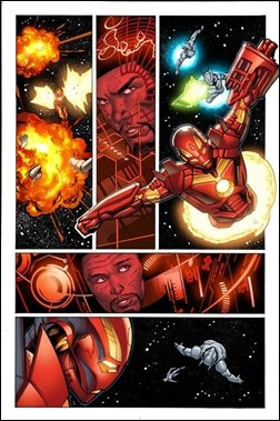 Iron Man #8 Preview 3
