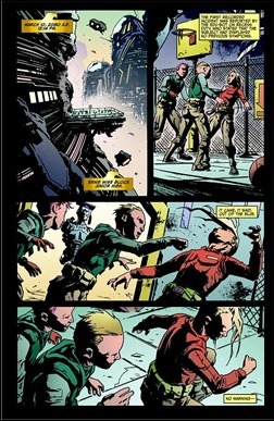 Judge Dredd: Year One #1 Preview 2