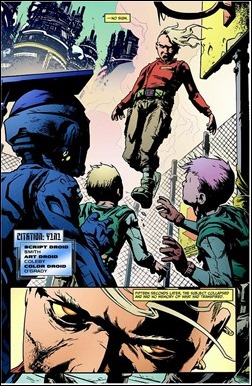 Judge Dredd: Year One #1 Preview 3