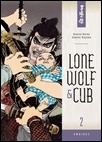 LONE WOLF AND CUB OMNIBUS VOLUME 2 TP