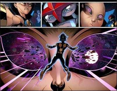 Nova #3 Preview 1