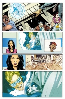 Quantum and Woody #1 Preview 2