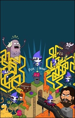 Regular Show #1 Cover A