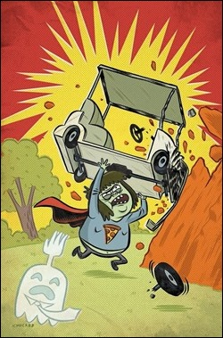 Regular Show #1 Cover F