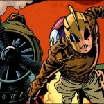 Preview – Rocketeer: Cargo of Doom HC by Mark Waid & Chris Samnee