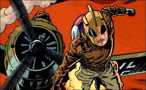 Rocketeer: Cargo of Doom HC