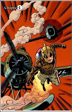 Rocketeer: Cargo of Doom HC Preview 1