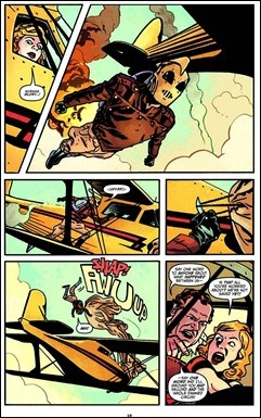 Rocketeer: Cargo of Doom HC Preview 5