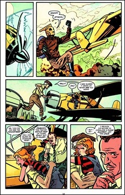 Rocketeer: Cargo of Doom HC Preview 7