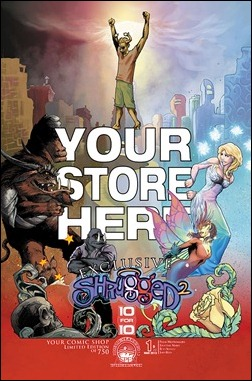 Shrugged #1 Cover D - Retailer