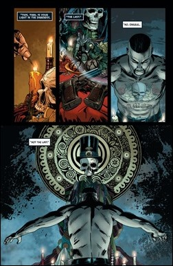 Shadowman #6 Preview 2