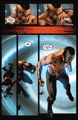 Shadowman #6 Preview 6