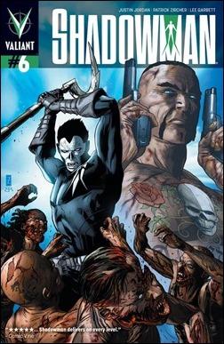 Shadowman #6 Cover - Zircher