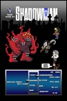 Shadowman #7 8-bit Variant