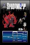 Shadowman #7 8-bit Variant