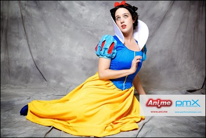Angi Viper as Snow White