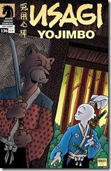 Usagi Yojimbo 136 2011 thumb
