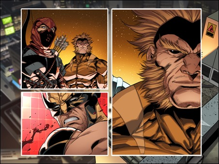 Wolverine: Japan's Most Wanted Preview 2