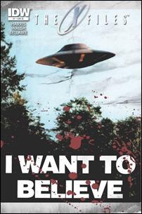X-Files Season 10 #1