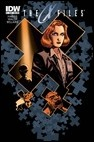 The X-Files: Season 10 #1—Subscription Variant