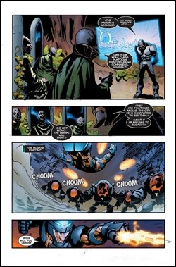 X-O Manowar #12 Preview 1