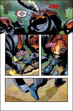 X-O Manowar #12 Preview 2