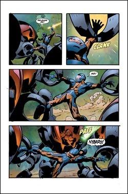 X-O Manowar #12 Preview 3