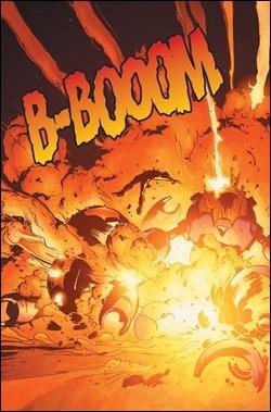 X-O Manowar #12 Preview 5