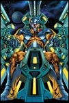 X-O MANOWAR #14 Cover