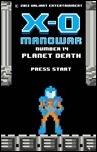 X-O MANOWAR #14 Cover - 8bit Variant
