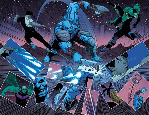 Young Avengers #3 Preview 1