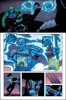 Young Avengers #3 Preview 3