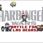 Valiant Goes Old School with 8-Bit HARBINGER WARS: BATTLE FOR LAS VEGAS